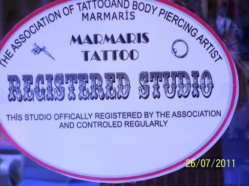 marmaris registered studio