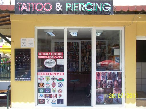 summer tattoos in marmaris