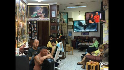 marmaris tattoo parlor