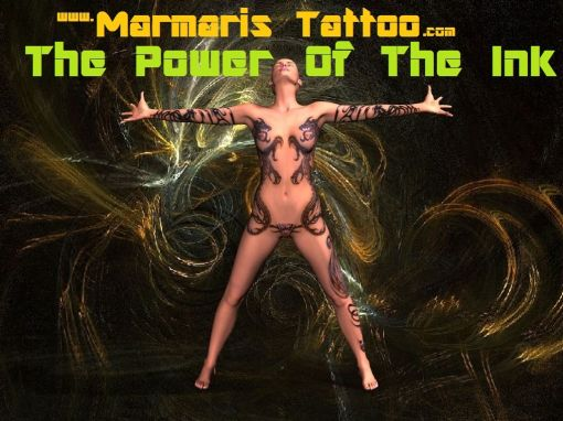 marmaris tattoo logo